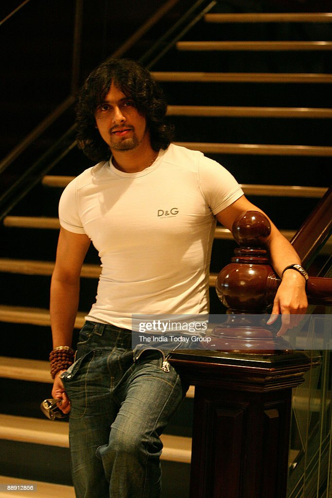 Sonu Nigam Singer On Popular Talk Show Seedhi Baat Aired Aaj Tak In Mumbai Maharashtra