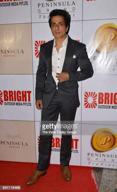 Sonu Sood at the 3rd Bright Awards Night 2017 in Mumbai