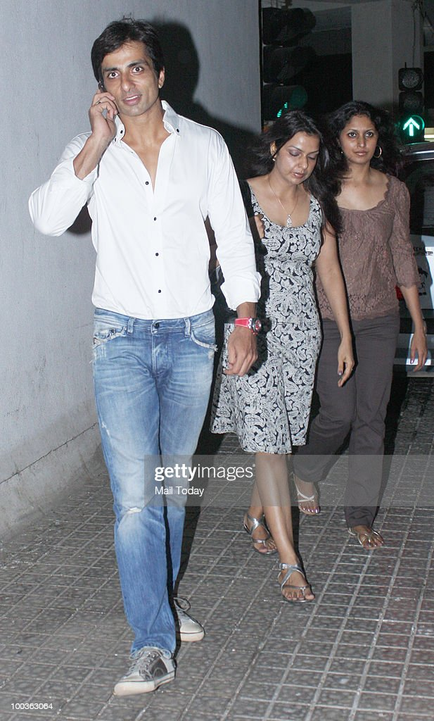 Sonu Sood at the preview of the film Kites in Mumbai on May 20, 2010.