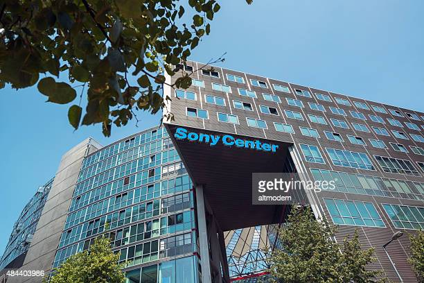 sony center berlin - sony center berlin stock pictures, royalty-free photos & images