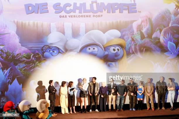 Sony Germany CEO Martin Bachmann german actressNora Tschirner german actress Iris Berben model Lena Gercke LifestyleBlogger Sami Slimani director...