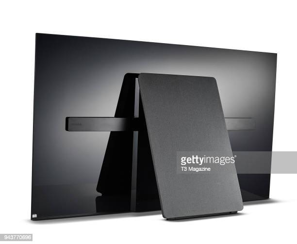A Sony KD65A1 OLED television taken on August 24 2017