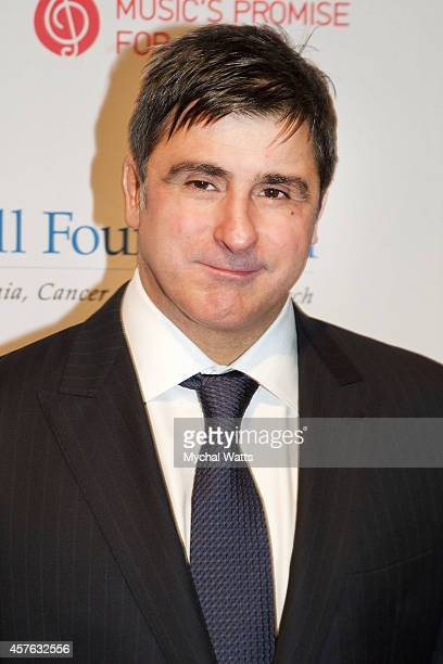 Sony Latin Region CEO Afo Verde attends the 2014 TJ Martell Honors Gala New York at Cipriani 42nd Street on October 21 2014 in New York City