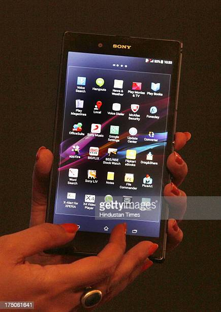 17 Sony Launches Xperia Z Smartphone In India Pictures, Photos
