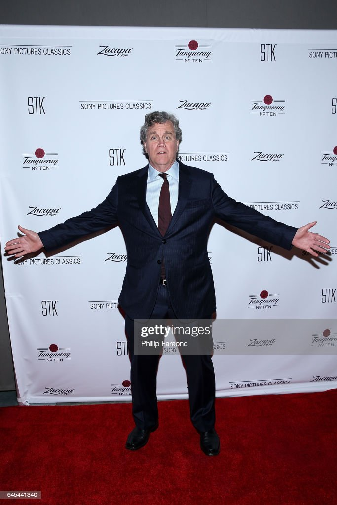 Sony Pictures Classics Co-Founder Tom Bernard attends Sony Pictures Classics' Annual Pre-Academy Awards Dinner Party at STK on February 25, 2017 in Los Angeles, California.