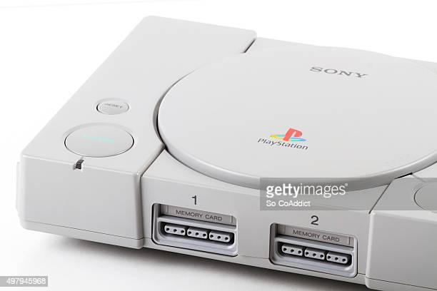 sony playstation 2 video game console - playstation stock pictures, royalty-free photos & images
