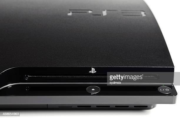 sony playstation 3 - dvd player stock photos and pictures