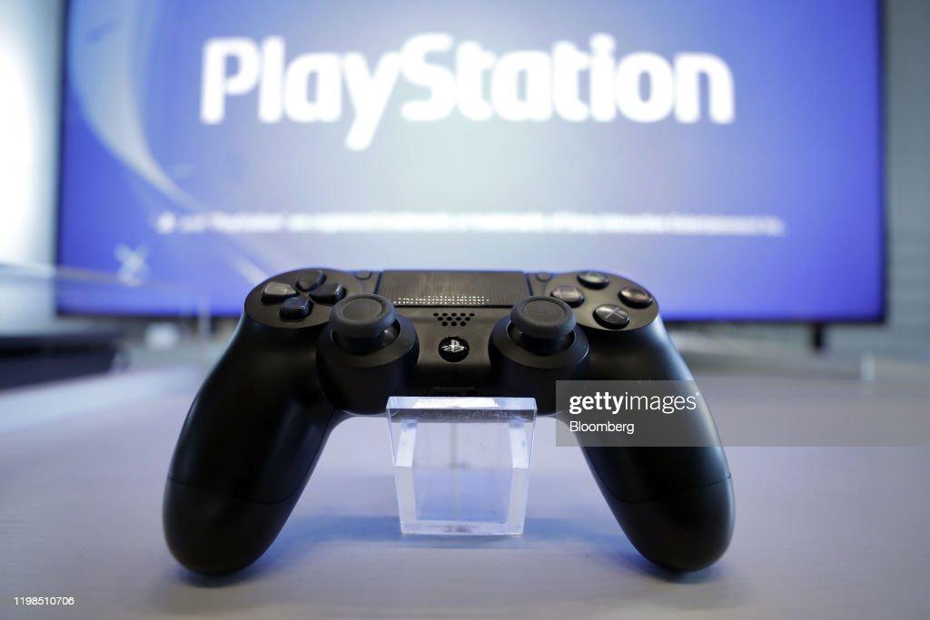 Sony Hikes Profit Forecast on Rising Image Sensor Demand : News Photo