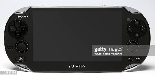 Sony PS Vita console February 10 2012