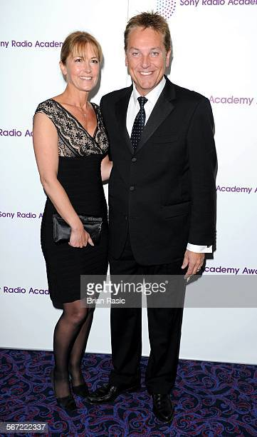 Sony Radio Academy Awards, London, Britain - 13 May 2013, Brian Conley And Wife Anne-Marie