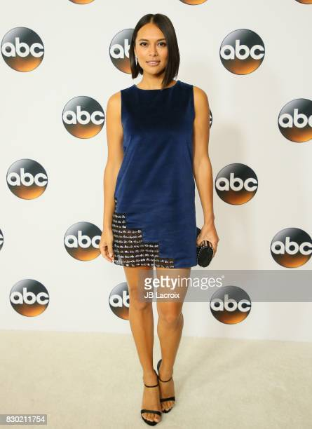 Sonya Balmores attends the 2017 Summer TCA Tour 'Disney ABC Television Group' on August 06 2017 in Los Angeles California