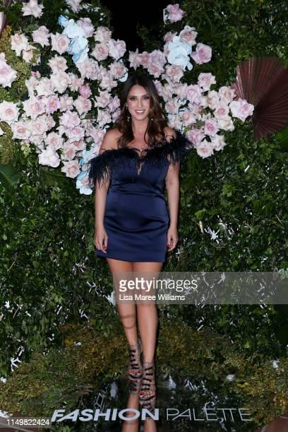Sonya Mefaddi attends the Fashion Palette 10th Anniversary Event on May 17, 2019 in Sydney, Australia.