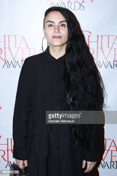 Sonya Tayeh during the The 2nd Annual Chita Rivera Awards Honoring Carmen De Lavallade John Kander And Harold Prince at NYU Skirball Center on May 20...