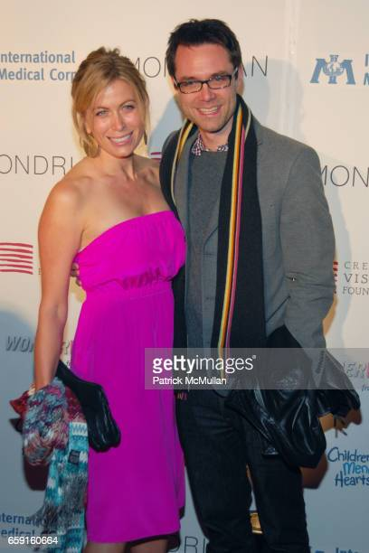 Sonya Walger and guest attend CHILDREN MENDING HEARTS HONORS THE INTERNATIONAL MEDICAL CORPS WITH SHERYL CROW AT HOUSE OF BLUES ON SUNSET STRIP at...