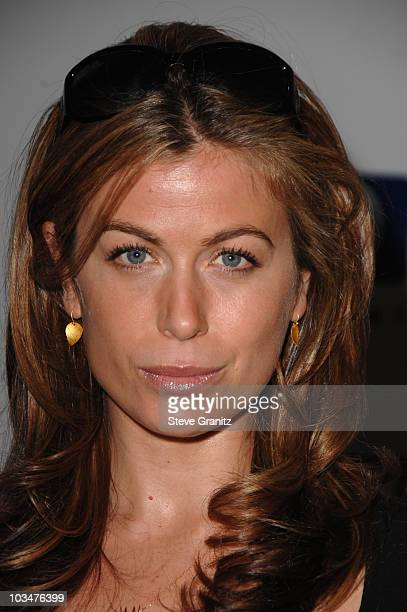 Sonya Walger arrives at the 2008 AFI Luncheon held at the Four Seasons Hotel on January 11 2008 in Los Angeles California