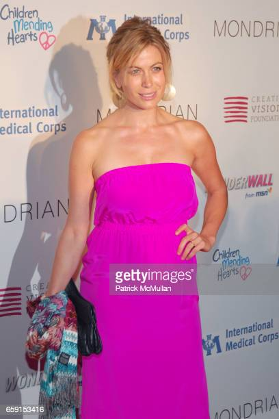 Sonya Walger attends CHILDREN MENDING HEARTS HONORS THE INTERNATIONAL MEDICAL CORPS WITH SHERYL CROW AT HOUSE OF BLUES ON SUNSET STRIP at Hollywood...