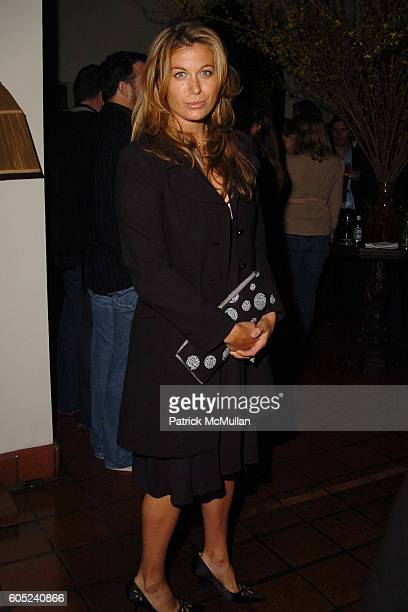 Sonya Walger attends HBO's Annual PreGolden Globes Party hosted by Colin Callender Chris Albrecht and Carolyn Strauss at Chateau Marmont on January...
