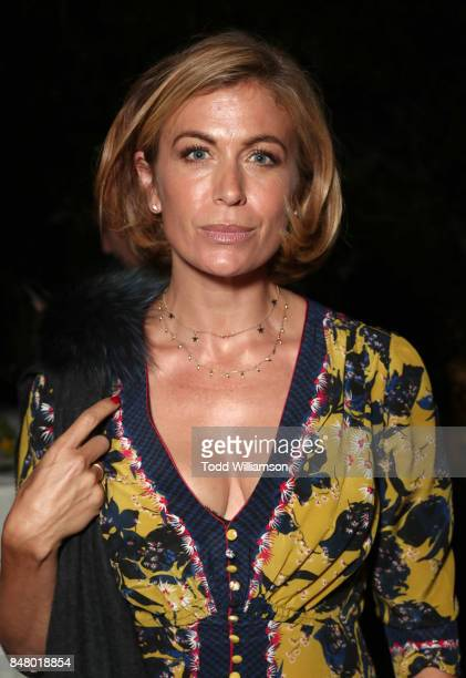 Sonya Walger attends the 2017 Gersh Emmy Party presented by Tequila Don Julio 1942 on on September 15 2017 in Los Angeles California