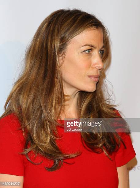 Sonya Walger attends the Saban Community Clinic 37th Annual Dinner Gala at The Beverly Hilton Hotel on November 25 2013 in Beverly Hills California