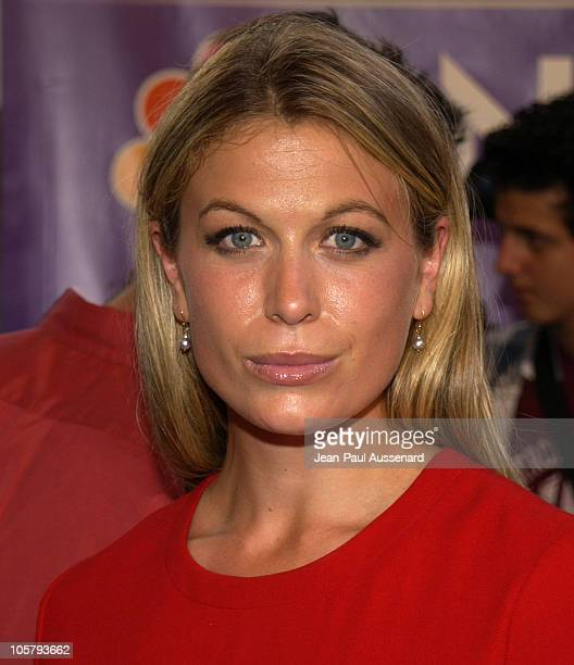 Sonya Walger during NBC All Star Casino Night 2003 TCA Press Tour Arrivals at Renaissance Hotel Grand Ballroom in Hollywood California United States