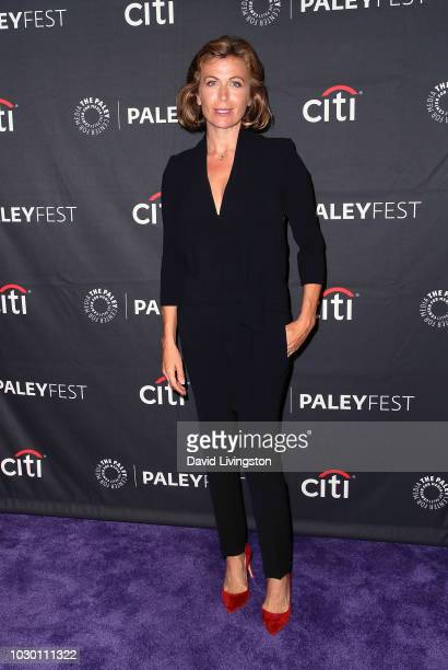 Sonya Walger from Get Shorty attends The Paley Center for Media's 2018 PaleyFest Fall TV Previews EPIX at The Paley Center for Media on September 9...
