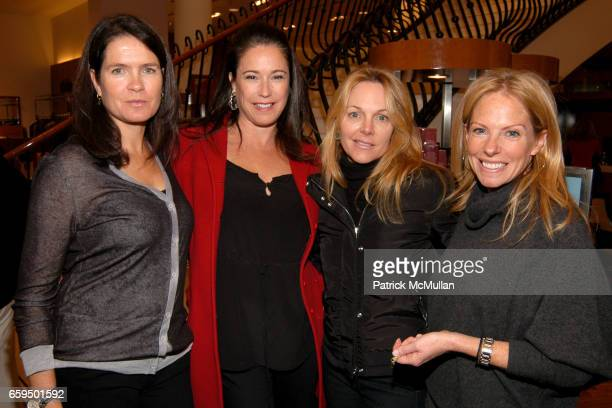 Sonya Wilander Shannon Signorini guest and Karen Misisco attend FARAONE MENNELLA at Richards of Greenwich for DebRA Bracelet Unveiling at Richards on...