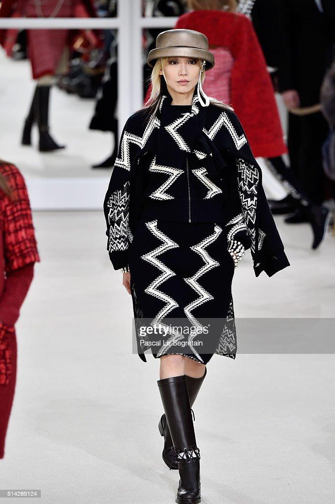 Chanel : Runway - Paris Fashion Week Womenswear Fall/Winter 2016/2017