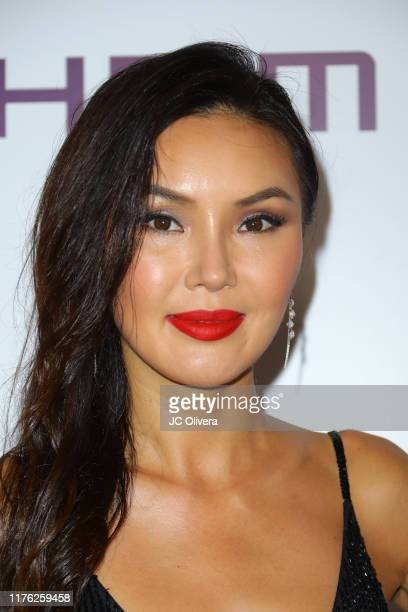 Soo Yeon Lee attends The Brent Shapiro Foundation for Drug Prevention Summer Spectacular Gala at The Beverly Hilton Hotel on September 21 2019 in...