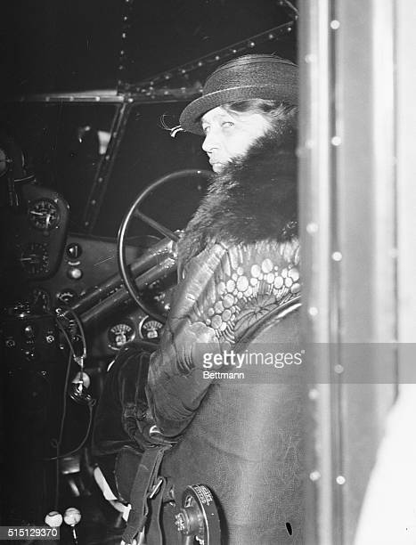 Soon after she entered the White House Mrs Roosevelt underwent physical examinations preparatory to taking flying lessons But she dropped her plans...