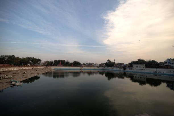 SoorSagar Freash water lake, Bikaner, Rajasthan, India