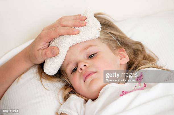 Soothing a child's fever