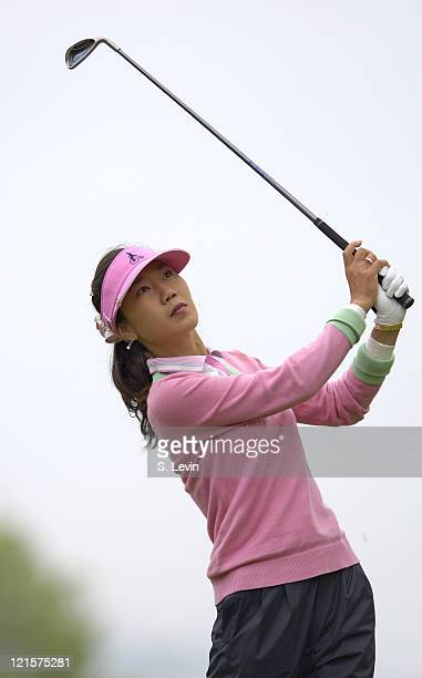 SooYun Kang during the second round of the 2006 Corning Classic at the Corning Country Club in Corning NY on Friday May 26 2006