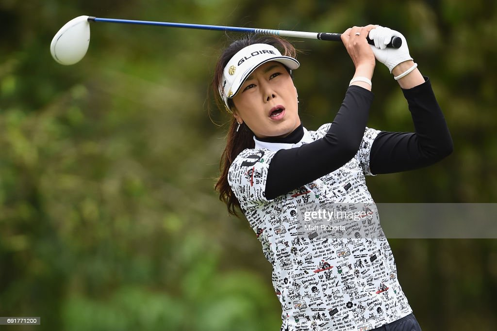 Yonex Ladies Golf Tournament 2017 - Day 2 : News Photo