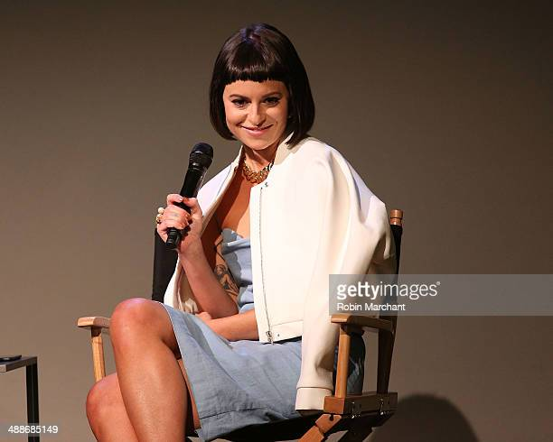 Sophia Amoruso attends Meet the Author Sophia Amoruso '#Girlboss' at the Apple Store Soho on May 7 2014 in New York City