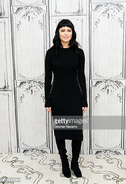 Sophia Amoruso attends The Build Series discussing Her New Book 'Nasty Galaxy' at AOL HQ on October 3 2016 in New York City