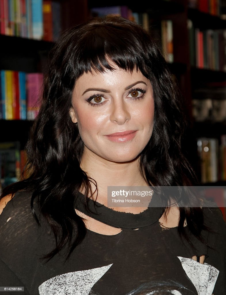 "Sophia Amoruso Signs Copies Of Her New Book ""Nasty Galaxy"" With Moj Mahdara"