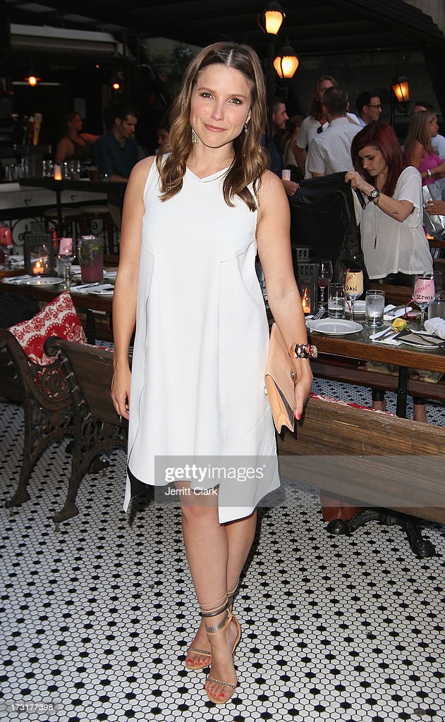 Sophia Bush attends her Birthday Party at Hotel Chantelle on July 8, 2013 in New York City.