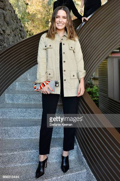 Sophia Bush attends Ray Booth Evocative Interiors Book Signing on May 8 2018 in Los Angeles California