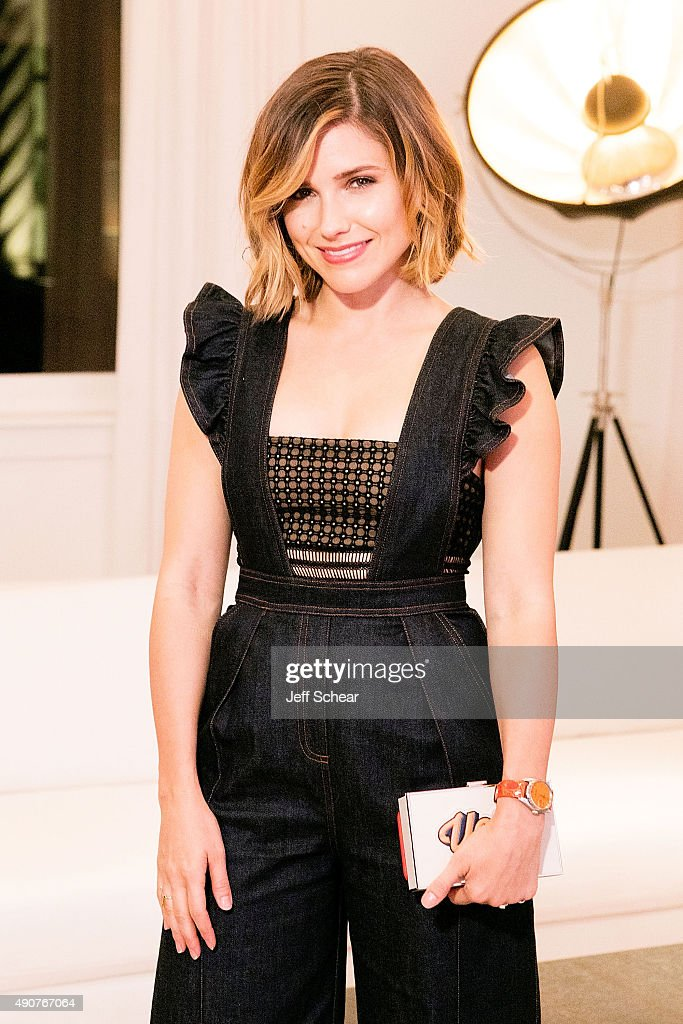 Sophia Bush attends Restoration Hardware Celebrates The Opening Of RH Chicago - The Gallery At The Three Arts Club at Restoration Hardware on September 30, 2015 in Chicago, Illinois.