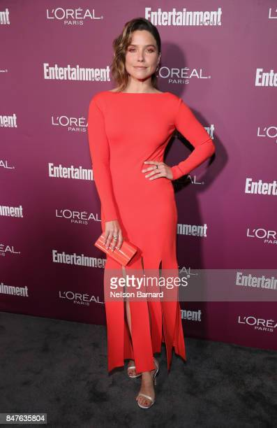 Sophia Bush attends the 2017 Entertainment Weekly PreEmmy Party at Sunset Tower on September 15 2017 in West Hollywood California