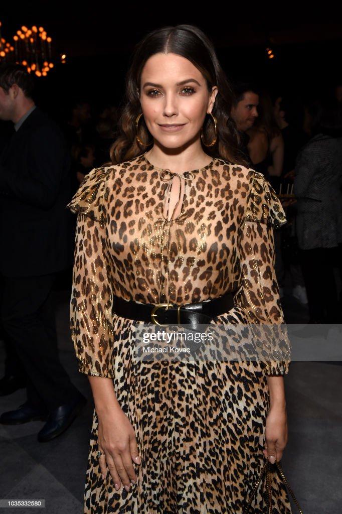 2018 Netflix Primetime Emmys After Party : News Photo