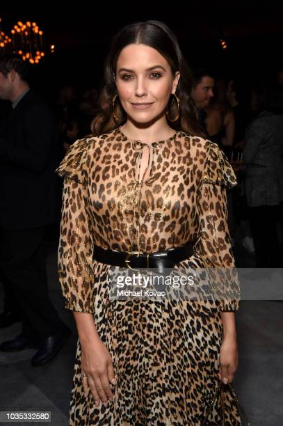 Sophia Bush attends the 2018 Netflix Primetime Emmys After Party at NeueHouse Hollywood on September 17 2018 in Los Angeles California