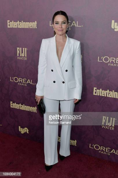 Sophia Bush attends the 2018 PreEmmy Party hosted by Entertainment Weekly and L'Oreal Paris at Sunset Tower on September 15 2018 in Los Angeles...