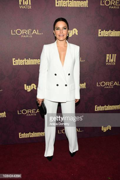 Sophia Bush attends the 2018 Pre-Emmy Party hosted by Entertainment Weekly and L'Oreal Paris at Sunset Tower Hotel on September 15, 2018 in West...