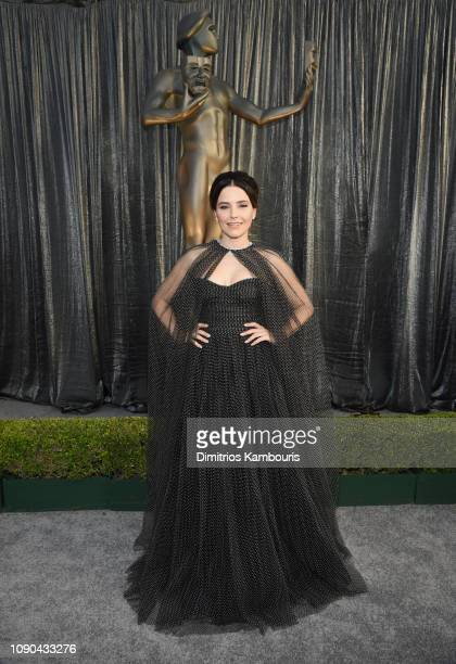Sophia Bush attends the 25th Annual Screen ActorsGuild Awards at The Shrine Auditorium on January 27, 2019 in Los Angeles, California. 480595