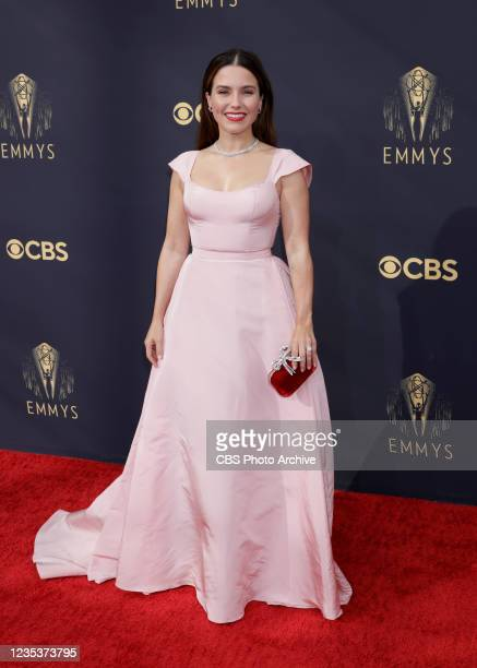 Sophia Bush attends the 73RD EMMY AWARDS on Sunday, Sept. 19 on the CBS Television Network and available to stream live and on demand on Paramount+.