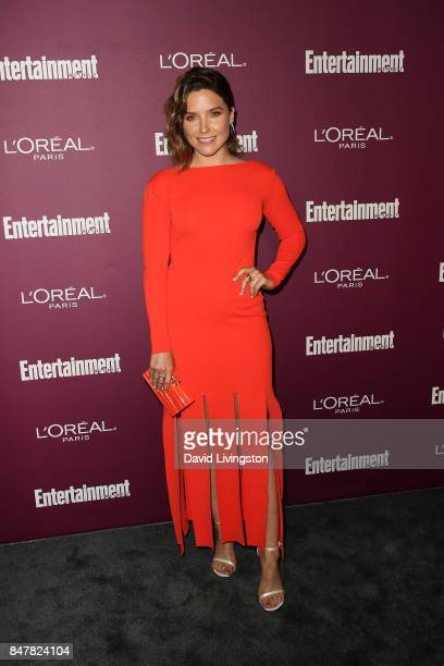 Sophia Bush attends the Entertainment Weekly's 2017 PreEmmy Party at the Sunset Tower Hotel on September 15 2017 in West Hollywood California