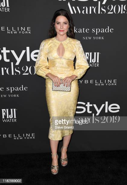 Sophia Bush attends the Fifth Annual InStyle Awards at The Getty Center on October 21, 2019 in Los Angeles, California.