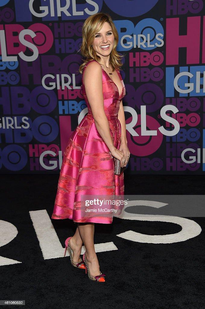 """Girls"" Season Four Premiere - Arrivals : News Photo"