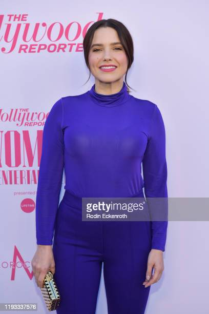 Sophia Bush attends The Hollywood Reporter's Annual Women in Entertainment Breakfast Gala at Milk Studios on December 11, 2019 in Hollywood,...